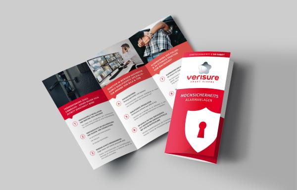 Flyer – Verisure Deutschland GmbH