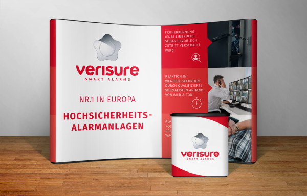 Verisure – Messeauftritt